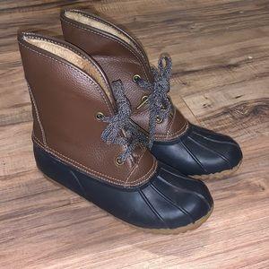 Women's Sporto Duck Boots Degas 8